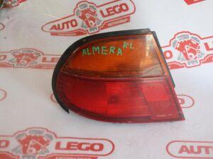 Фонарь на Nissan ALMERA N15 1995-2000 GA16DE 265550N827