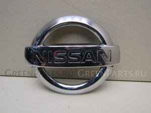 Эмблема на Nissan ALMERA N16 2000-2006 QG15DE