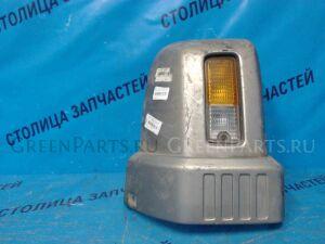 Бампер на Mitsubishi Pajero Mini H56A 3382