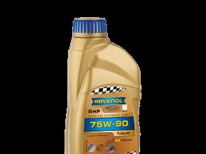Масло трансмиссионное RHP Racing High Performance 75W-90 синтетическое; 1 л