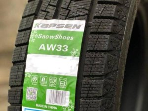 Шины kapsen SNOWSHOES AW33 285/60R18