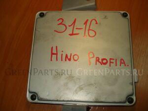 Блок efi на Hino Profia SH1EGX 89670-1172
