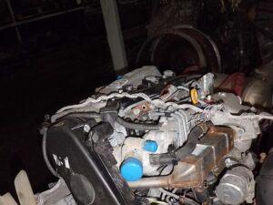 Двигатель на Toyota Hiace 2KD 49
