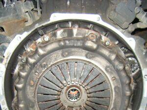 Корзина сцепления на Mitsubishi FUSO FK61HL 6M61