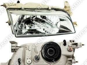 Фара на Toyota Corolla 100;101;AE100;AE101;AE104;EE101;CE100;CE104 13-49