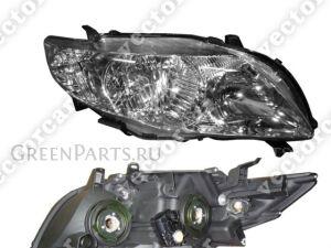 Фара на Toyota Corolla ADE150;NDE150;NRE150;ZRE151;ZZE150