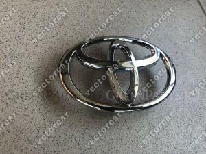 Эмблема на Toyota Corolla 120;NZE120;NZE121;NZE124;ZZE122;ZZE124