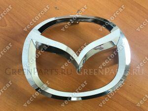 Эмблема на Mazda Axela BL3FW;BL5FW;BLEAW;BLEFW;BLFFW