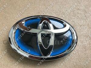 Эмблема на Toyota Prius ZVW50; ZVW51; ZVW55