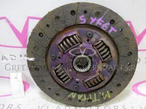 Диск сцепления на Mazda Titan SYF6T RF-TE