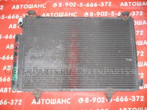 Радиатор кондиционера на Toyota Platz SCP10