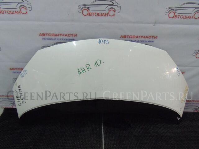 Капот на Toyota Estima AHR10