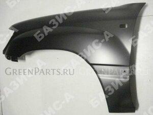 Крыло на Toyota Land Cruiser 100, 101, 105, HDJ101, UZJ100, HDJ101K, HDJ100L