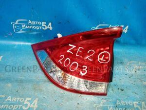 Стоп на Honda Insight ZE2 LDA3