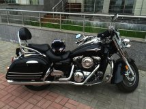 мотоцикл KAWASAKI VULCAN 1600 FI NOMAD