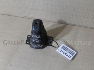 Кронштейн усилителя бампера на Nissan Micra K12E 2002-2010