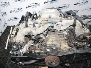 Двигатель на Subaru EJ25 247 660
