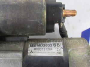 Стартер на Mitsubishi Galant EA1A 4G93