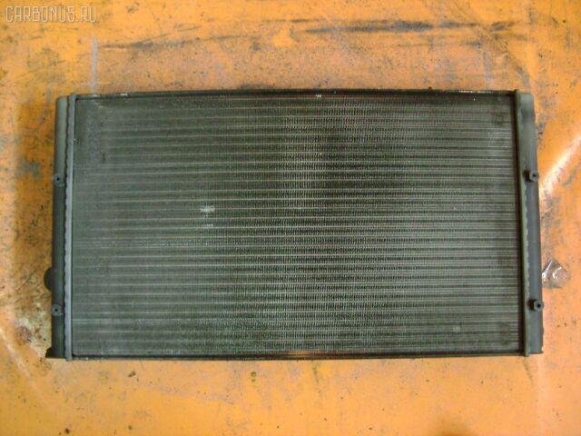 Радиатор двигателя на Volkswagen GOLF III 1HAGG AGG VAG