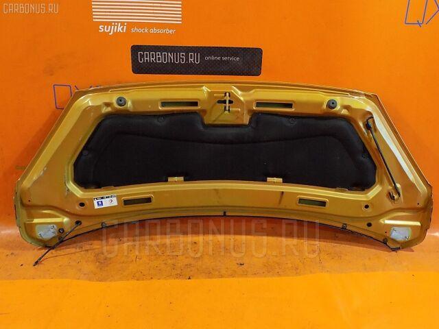 Капот на Peugeot 1007 KMNFU