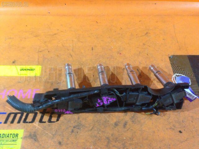 Катушка зажигания на Skoda Fabia II 5J2 BXW, BZG, CEVA, CGGB, CGPA, CHTA