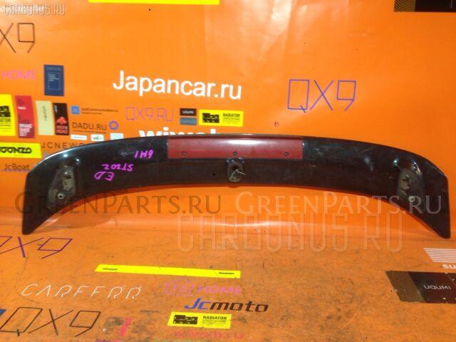 Спойлер на Toyota Carina Ed ST202