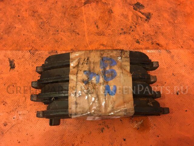 Тормозные колодки на Honda Civic EG4, EG7, EG8