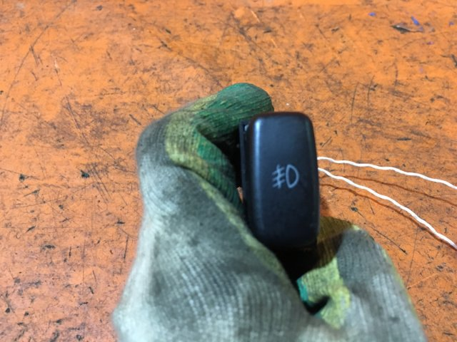 Кнопка на Mitsubishi Chariot Grandis N94W