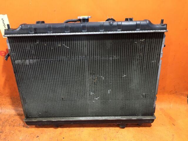 Радиатор двигателя на Nissan Liberty RM12 QR20DE