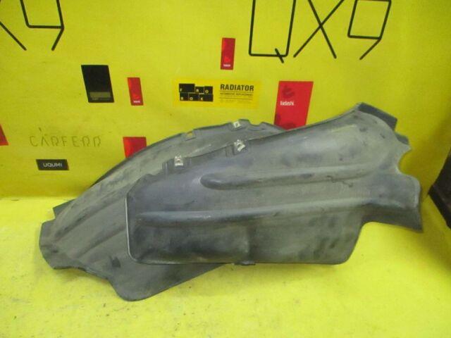 Подкрылок на Honda Fit GD2 L13A