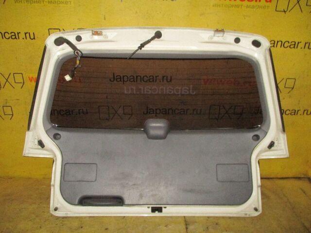 Дверь задняя на Toyota Ipsum SXM10G 44-6