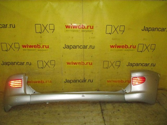 Бампер на Toyota Funcargo NCP20