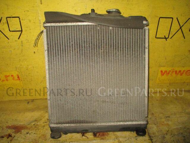 Радиатор двигателя на Honda Partner EY8 D16A