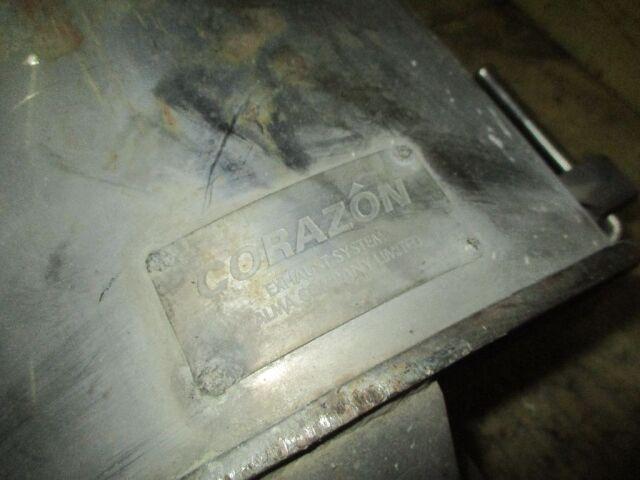 Глушитель на Subaru Legacy B4 BE5 EJ206