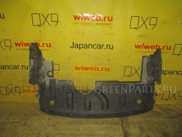 Защита двигателя на Mitsubishi Colt Plus Z23W 4A91