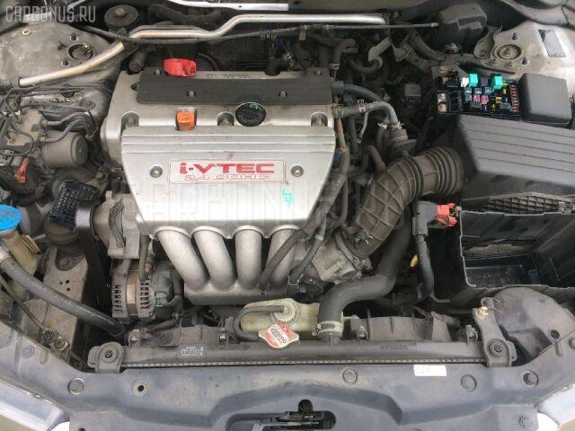 Блок управления климатконтроля на Honda Accord CL9 K24A