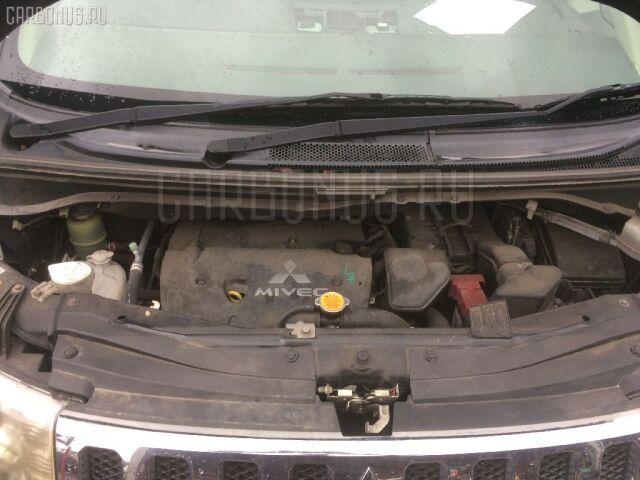 Крепление бампера на Mitsubishi Delica D5 CV5W