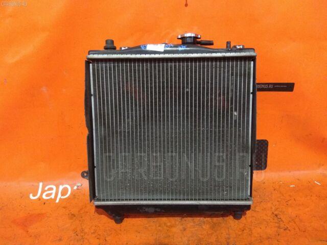 Радиатор двигателя на Subaru Pleo RA1 EN07