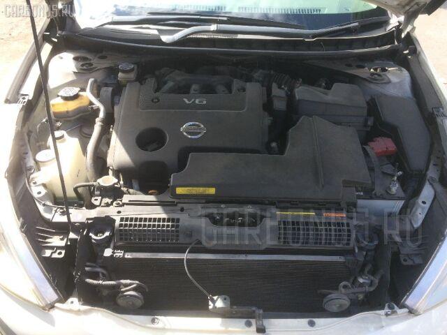 Крепление бампера на Nissan Teana J32