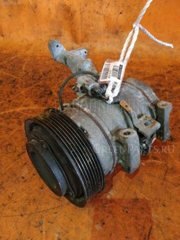 Компрессор кондиционера на Toyota Opa ACT10 1AZ-FSE