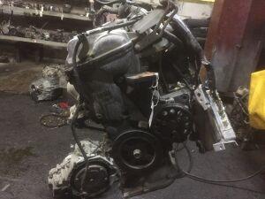 Двигатель на Toyota Bb NCP30 2NZ-FE 2430802