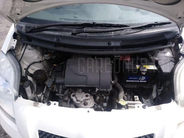Тросик на коробку передач на Toyota Vitz KSP90 1KR-FE