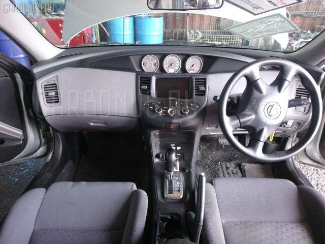 Бампер на Nissan Primera Wagon WTP12