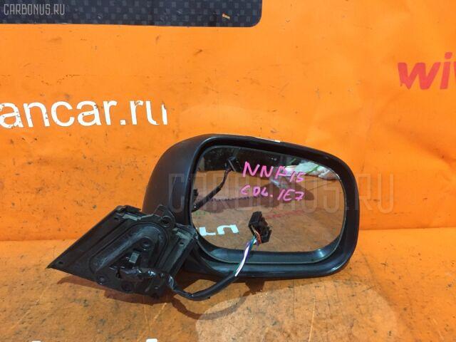 Зеркало двери боковой на Toyota Porte NNP15
