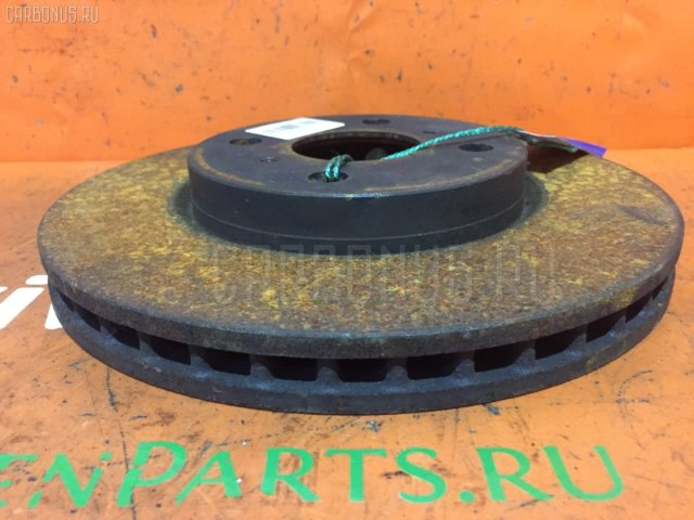 Тормозной диск на Toyota Sienta NCP81G 1NZ-FE