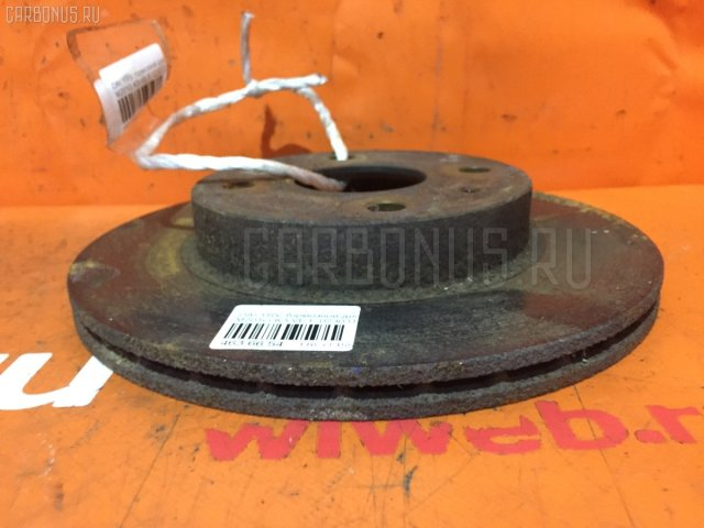 Тормозной диск на Daihatsu YRV M201G K3-VE