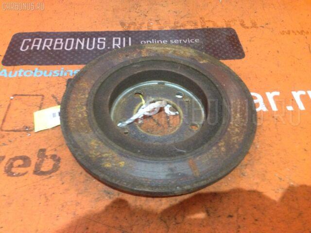 Тормозной диск на Mitsubishi Pajero Junior H57A 4A31