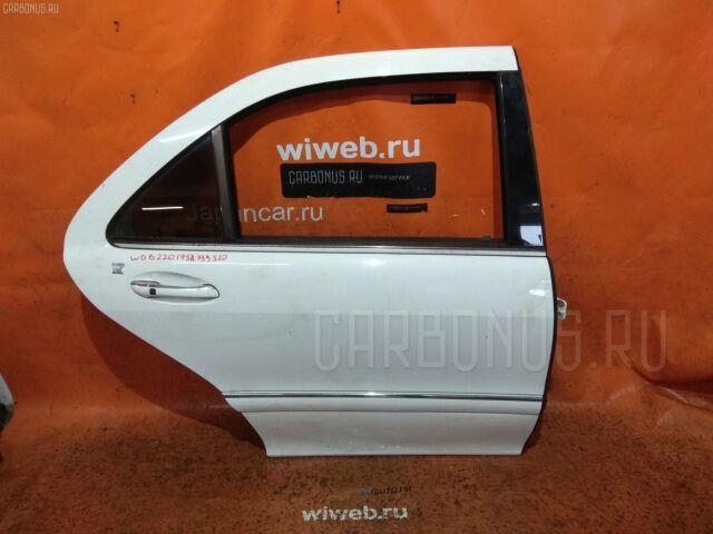 Дверь на Mercedes-benz S-CLASS W220.175