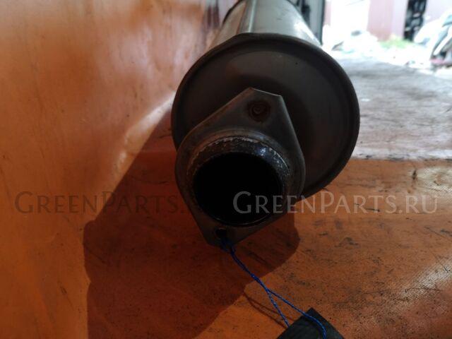 Глушитель на Toyota Mark X GRX120 4GR-FSE