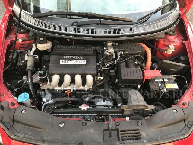 Консоль магнитофона на Honda CR-Z ZF1